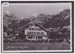 GRÖSSE 10x15 Cm - SCHWÄNDI - HOTEL TÖDIBLICK - TB - GL Glaris