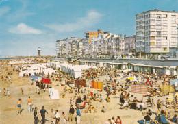 Grote Kaart Middelkerke Strand En Zeedijk - Middelkerke