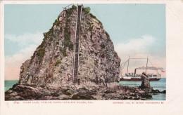 Avalon , Catalina Island, California , 1902 ; Sugar Loaf - United States