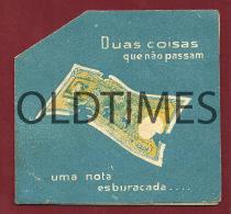 """LISBOA - IMPERMEAVEIS """"MILORDE"""" - CAMISARIA ADAO - 1930 ADV. PRINT - Advertising"""