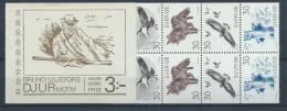 Suède 1968 Carnet C604 Neuf Animaux Lièvre, Mouette, Renard, Aigle Et Hermine - 1951-80