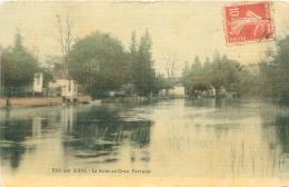 10 - BAR-sur-SEINE - La Seine Au Croc Ferrand - Bar-sur-Seine