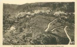 12 - LE LAC De SARRANS - Paysage De La Devèze Avant L'immersion - France