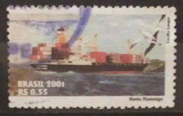 BRASIL 2001. USADO - USED. - Usados