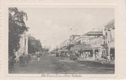Passepartout AK Calcutta Kalkutta Kolkata Old Court House Street Tram Murray Francis Indien India Asien Asia Asie Indie - India