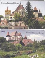 PHONECARD ROMANIA 2003 CHURCH - Romania