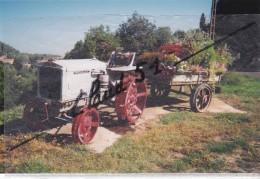 Photo D'un Ancien Tracteur Renault à BARJOLS (83) - Sin Clasificación