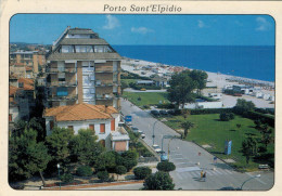 PORTO  SANT' ELPIDIO (AP)   PANORAMA    (VIAGGIATA) - Andere Städte