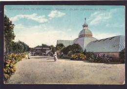Old Card Of Parc La Fontaine, Quebec, Canada.,N43. - Quebec