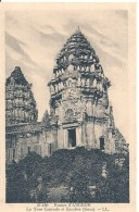 ASIE - CAMBODGE - ANGKOR - Ruines - Tour Centrale Et Escalier - SIAM - Cambodia