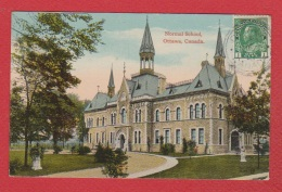 Ottawa  --  Normal School - Ottawa