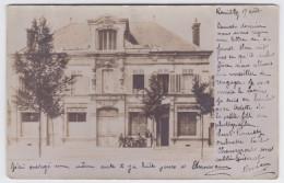 Romilly-sur-Seine  Cpa Casino Photo  Anno 1906 - Romilly-sur-Seine
