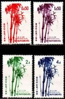 VIETNAM SÜD SOUTH [1956] MiNr 0127-30 ( **/mnh ) - Viêt-Nam