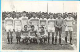 "Italy. Trieste. FC ""Ponziana"" (Circolo Sportivo Ponziana 1912) At Stadium Giorgio Ferrini. 8,7 X 13,5 Cm. - Sports"