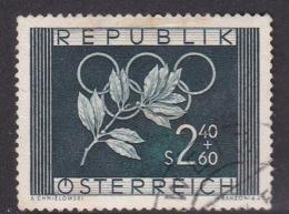 1952 Helsinki Austria Used