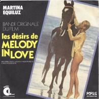 """B-O-F  Martina Equiluz / Britta Glatzeder  """"  Les Désirs De Melody In Love  """" - Musique De Films"""