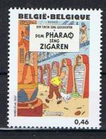 België 2007 Xxx Hergé Strip 3639 Kuifje De Sigaren Van De Farao - Belgique