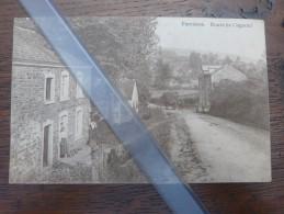 Ferrières Route De Cognoul.  1910 - Ferrieres