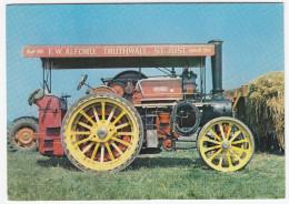 'BRUNEL' Fowler Compound Road Loco - Built 1910 - No . 12693 - (England) - Tractors