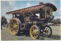'PRINCESS ROYAL'  Traction Engine -  (Burrell Showman) - No. 2870 -  Built 1907  - (England) - Tractors