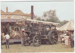 'RENOWN'  - Fowler Showmans Engine  No. 15653 - Built 1920  - (England) - Tractors