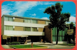 "CPM Post Card Etats-Unis USA - COLORADO SPRINGS CO Colorado ""The MAYFAIR Hôtel"" - Colorado Springs"