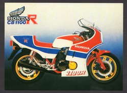 Honda CB1100R - Unused Card Terry Pastor Athena - Motorbikes