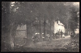Achel - Hamont Watermolen Carte Postée Enkelcirkel Hamont 1906 - Moulin à Eau - Molen - Hamont-Achel