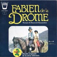 "B-O-F  Raymond Alessandrini / Garreaud / Aznar  ""  Fabien De La Drôme  "" - Filmmusik"