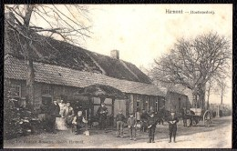 ACHEL HAMONT  - HOEFSMEDERIJ - Zeldzame !! Met Enkelcirkel HAMONT 1906 - Maréchal Ferrant - Blacksmith - Zonder Classificatie
