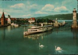 Lindau. Hafenpartie - Barche