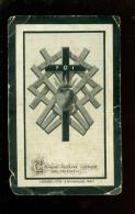 Doodsprentje ( A 168 )  Braedt / Van Acker  - Assenede  1886 - Esquela