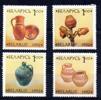 Belarus - 1992 - Pottery - MNH - Belarus