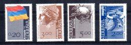 Armenia - 1992 - Definitives - MNH - Arménie