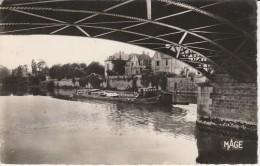 77 - LA FERTE SOUS JOUARRE - L'Ancienne Ile Et Le Vieux Pont - La Ferte Sous Jouarre