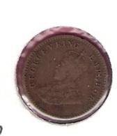 BRITISH INDIA 1/12 ANNA 1933 - Inde
