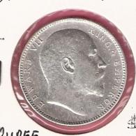 BRITISH INDIA RUPEE 1906 SILVER - Inde