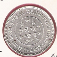 BRITISH INDIA KUTCH 5 KORI VS.... SILVER - Inde