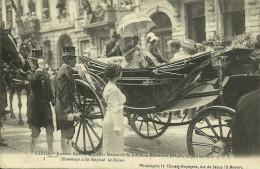 """BELGIQUE -- Joyeuse Entrée De Leurs Majestés Le Roi Et La Reine Des Belges, 1"""" Juillet 1913 -- - Sin Clasificación"""