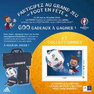 France 2016 - Collector - Grand Jeu Le Foot En Fête  ** - Collectors