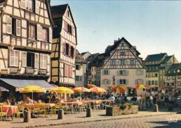 COLMAR/PLACE DE L'ANCIENNE DOUANE (dil250) - Cafés