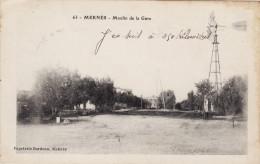 Meknès - Moulin De La Gare - Meknès