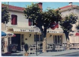 """40 - SAINT-VINCENT De TYROSSE - Hotel Restaurant """" Chez Capou"""" - 1974 - Saint Vincent De Tyrosse"""