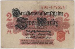 2 Mark - German Empire - Year 1914 - Altri