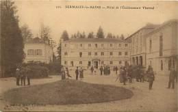 - Depts Div.-ref-HH251- Marne - Sermaize Les Bains - Hotel De L Etablissement Thermal - Thermalisme - - Sermaize-les-Bains