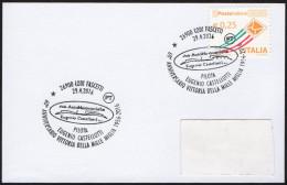 MOTORING - ITALIA LODI 2016 - 60° ANNIVERSARIO VITTORIA MILLE MIGLIA 1956 - PILOTA EUGENIO CASTELLOTTI - Cars