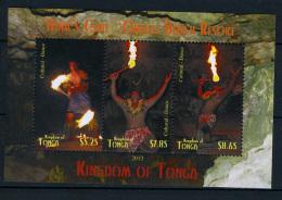2013 - TONGA  - Mi. Nr. Block 65 - NH - ( **) - (K-EA-361369) - Tonga (1970-...)