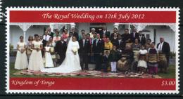2012 - TONGA  - Mi. Nr. 1850 - NH - ( **) - (K-EA-361369) - Tonga (1970-...)