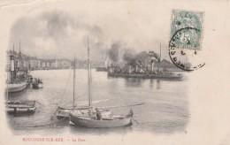 BOULOGNE Sur MER - Le Port - Boulogne Sur Mer