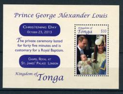 2013 - TONGA  - Mi. Nr. Block 69 - NH - ( **) - (K-EA-361369.1) - Tonga (1970-...)
